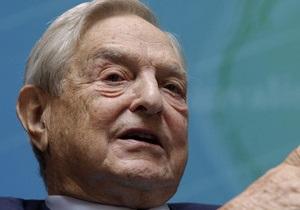 Джордж Сорос - криза єврозони - новини Італії - Сорос заявив, що Італія втратила контроль над своєю долею