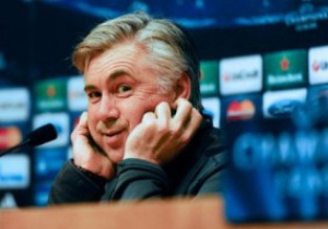 Президент ПСЖ не отпустил Анчелотти в Реал