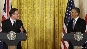 Обама і Кемерон посилять тиск на Асада