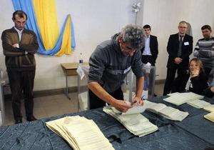 Кабмін підготував законопроект про проведення виборів у проблемних округах