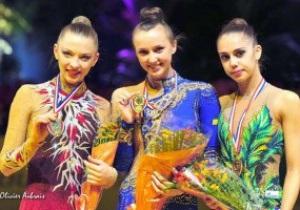 Покорила Францию. Украинская гимнастка выиграла этап Кубка мира