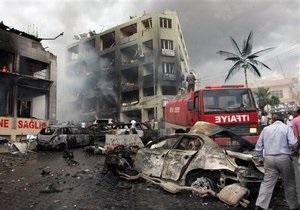 Новини Туреччини - вибухи в Туреччині - Влада Сирії заперечує причетність до терактів у Туреччині