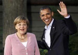 DW: Довгоочікуваний візит Обами до Берліна