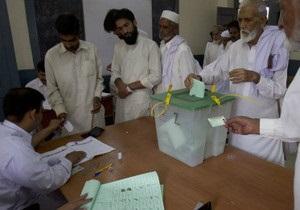 На виборах в Пакистані очікують високу явку