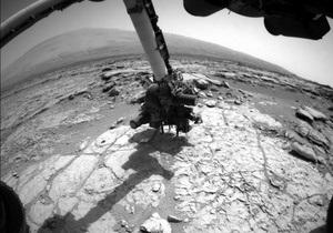 К юріосіті - Марс - Команда К юріосіті обрала нову точку для буріння