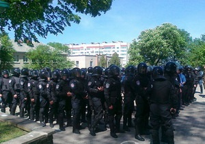 День перемоги - 9 травня - У Тернополі відбулися зіткнення в парку Слави: є затримані