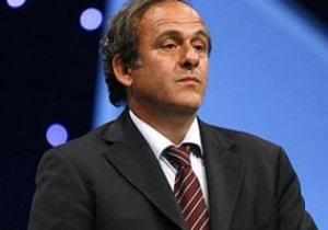 Платини: Надеюсь, Фергюсон продолжит сотрудничество с UEFA