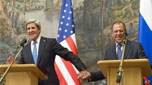Керрі та Лавров організують конференцію щодо Сирії