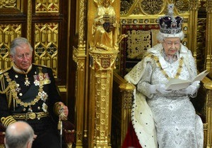 Королева розповіла про наміри уряду Британії на наступний рік