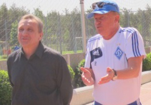 Блохін: для мене на 100% ясно, хто повинен покинути Динамо