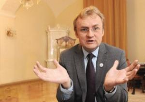 Мэр Львова: Разобрать Арену Львов хотят нездоровые личности