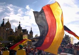 Німеччина - імміграфія - Східна Європа