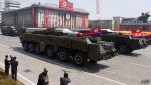 Північна Корея вивезла ракети зі стартового майданчика