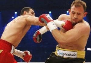 Пьянета достойно принял поражение от Кличко