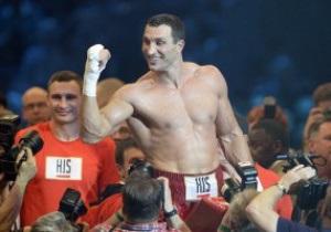 Владимир Кличко планирует провести еще два боя в этом году