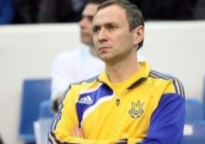 Тренер юношеской сборной Украины по футболу прокомментировал разгром от России