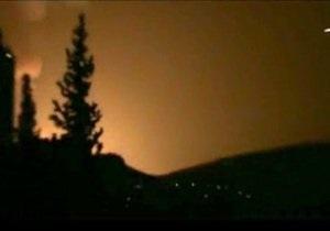 Новини Ізраїлю - новини Сирії - Європа стурбована розвитком ситуації навколо Сирії - представник Ештон