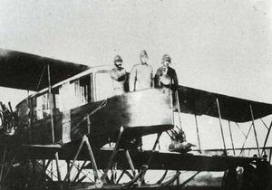 ВВС: Польоту першого авіалайнера Сікорського 100 років
