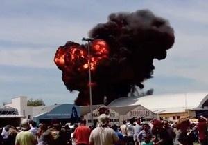 Новини світу - В результаті аварії загинув пілот літака