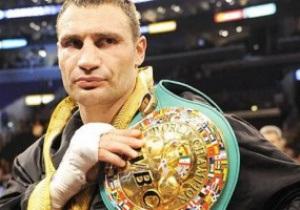 Виталий Кличко должен договориться о своем следующем бое до 3 июня