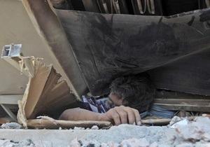 Обвалення будівлі в Бангладеш: кількість жертв перевищила 530 осіб