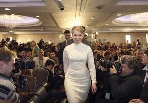 Доповідачі ПАРЄ вимагають звільнити Тимошенко