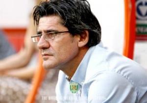 Главный тренер Карпат намекнул на грядущую отставку