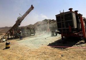 Внаслідок обвалення золотодобувної шахти в Судані загинуло понад 100 людей