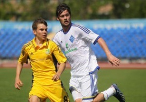 Кравец и Цуриков приносят молодежной команде Динамо победу над Металлистом