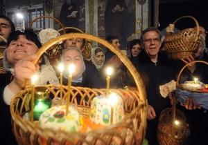 Великдень - Пасха 2013 - ціни на паски - в Україні істотно зросли ціни на паски