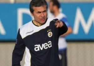 Тренер Фенербахче: Нам очень жаль, ведь мы очень хотели сыграть в финале