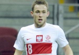 Динамо націлилося на півзахисника збірної Польщі