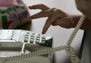 В Украине существенно подорожали звонки по стационарному телефону