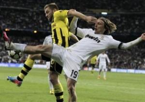 Фотогалерея. Как Боруссия вырвала путевку в финал Лиги чемпионов в битве с Реалом