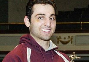 Тамерлан Царнаєв - бостонський теракт - тіло звинуваченого
