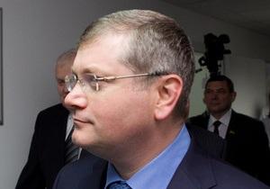 Вілкул - Декларація про доходи - Один з віце-прем єрів задекларував майже мільйон гривень
