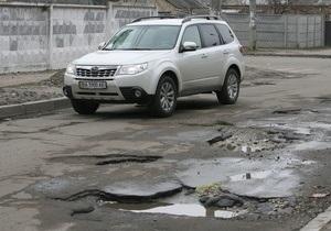 Корреспондент: Довга дорога в ямах. Десятка найгірших доріг Києва й України
