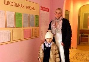 Анастасія Волочкова - пограбування