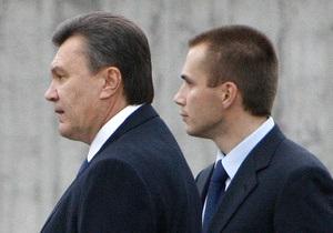 Олександр Янукович - син Януковича - МАКО - МАКО Холдинг завершив 2012 рік із чистим прибутком 197 млн грн.