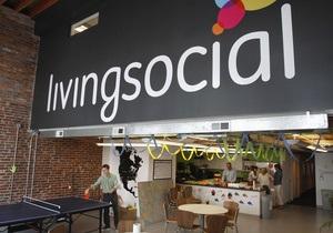 США - сервіс знижок - LivingSocial - хакери - атака - особисті дані