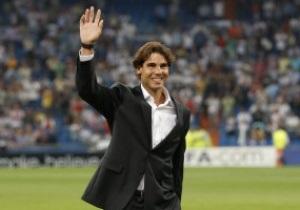 Надаль надеется, что Реал сможет выйти в финал Лиги чемпионов