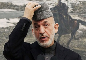 Новини Афганістану - Талібан - NYT: Карзай за десять років отримав мільйони доларів від ЦРУ