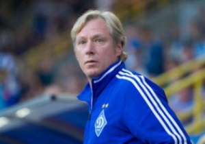 Тренер Динамо: В атаці ми могли діяти агресивніше