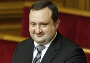Арбузов задекларував 2,7 млн гривень і три автомобілі