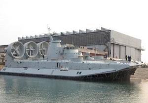 Новости Украины - судостроительная промышленность украины: Украина передала Китаю крупнейший в мире корабль-амфибию