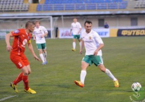 Ворскла і Таврія розійшлися миром у матчі чемпіонату України