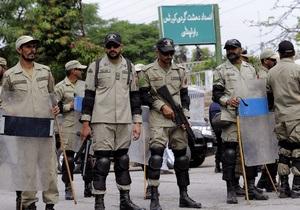 Мушарраф перебуває під домашнім арештом