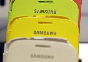 samsung - гаджеты - Доходы Samsung взлетели за счет высоких продаж смартфонов