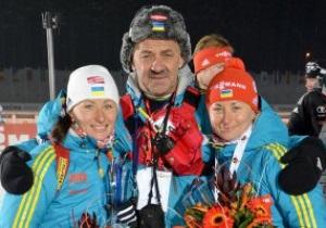 Россия переманила тренера, принесшего успех биатлонной сборной Украины