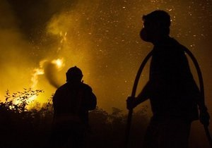 Новини Росії - пожежа - У Підмосков ї у психлікарні сталася пожежа. Загинули 36 людей